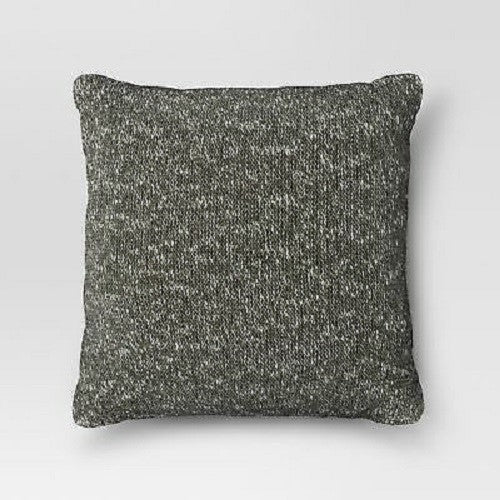 Green Sweaterknit Oversized Throw Pillow -byThreshold