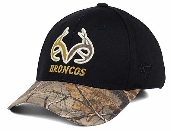 One-Fit M/L Top of the World Realtree Western Michigan Broncos