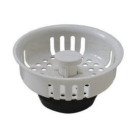 Master Plumber 861-369 MP Sink Strainer, 3-1/2-Inch