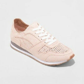 Women's dv Effia Lace Up Jogger Sneakers - Blush