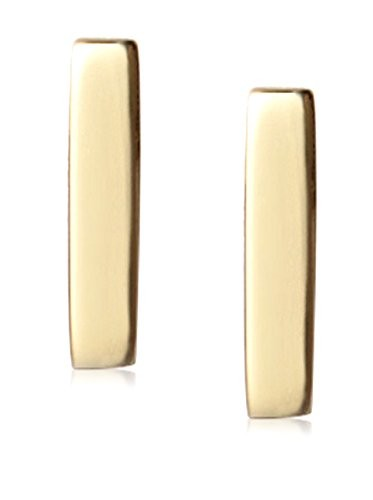 Dolce Vetra Small Bar Earrings
