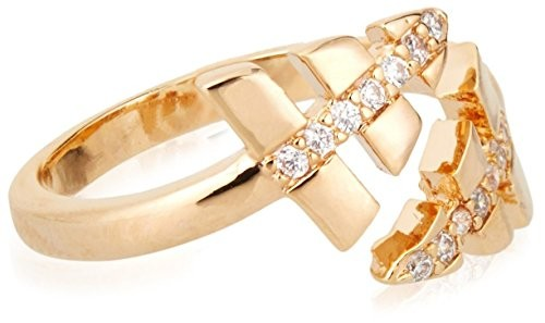 Edison 14K Gold-Plated Ring