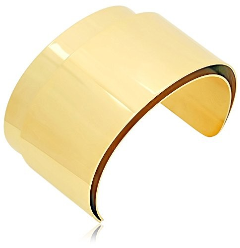 Piatella 18K Gold-Plated Double Cuff