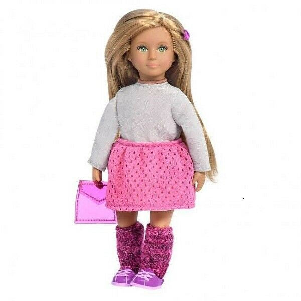 NEW!  Lori Collection 6 Inch - Gemma Doll