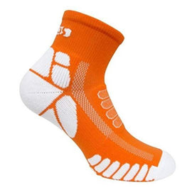 Eurosocks Running Socks, Cross Quarter Comfort with Stay up Cup, Snug Fit, Prevents Tired Aching Feet