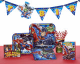 American Greetings Justice League Party Supplies, Banner (1-Count)