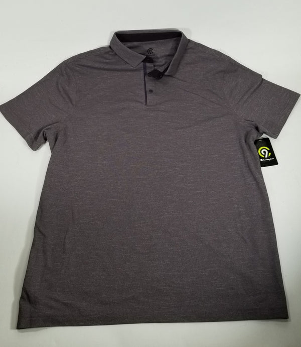Men's Pique Golf Polo - C9 Champion® Burgundy XXL