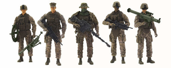 Elite Force Marine  Force Recon Set