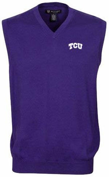 NCAA Men's Bristol Sweater Vest
