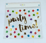 2 Sheets of 36 Count Each - Decorative Wall Art for Any Occasion, Party Time