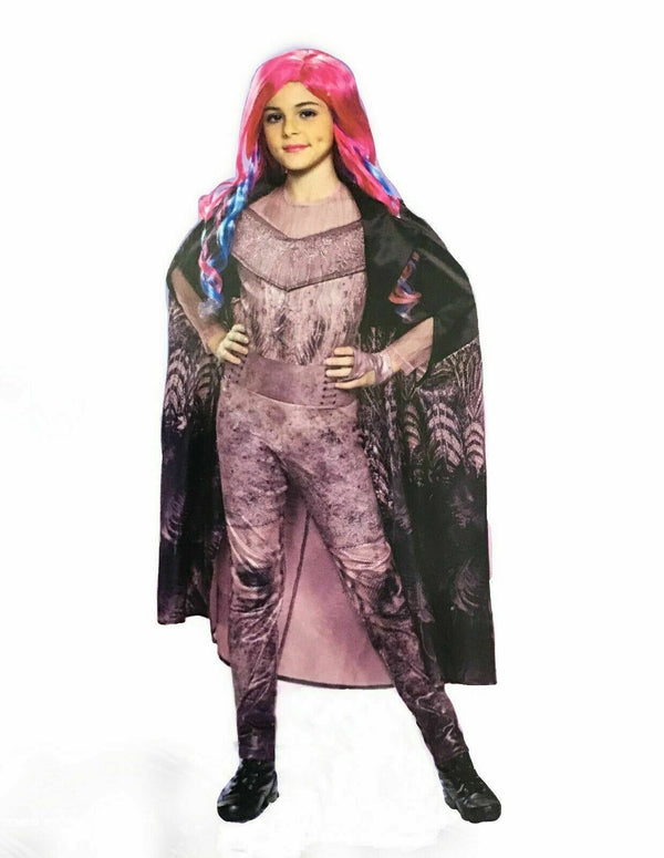 Disney Descendants 3 Disguise Audrey Child Costume/ w Glove S 4-6X
