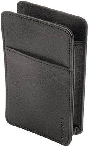 Leather Carrying Case For Garmin Nuvi 4.3-Inch