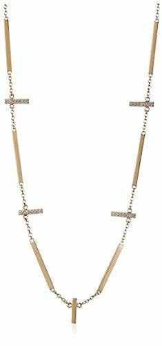 Elizabeth and James White Topaz Arbus Necklace