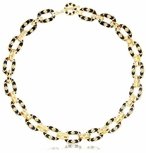 nOir Circling Necklace
