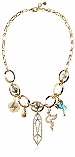 Fragments Party Charms Necklace