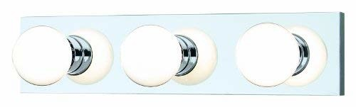 Thomas Lighting SL74134 Vanity Bath Light, Chrome