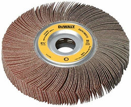DEWALT DAFK1M0510 6-1/2-Inch by 1-Inch by 1-Inch HP 50G Flap Wheel