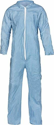Lakeland Pyrolon Plus 2 Flame-Resistant Coverall, Open Cuff (Case of 25)