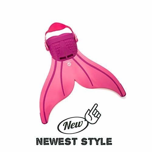 { Promotion} Tendol™ Mermaid Swimming Fin, (Pink)