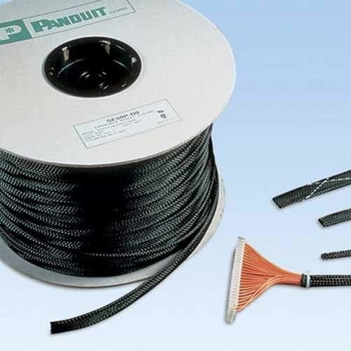 Panduit SE125P-TR0 Braided Expandable Sleeving