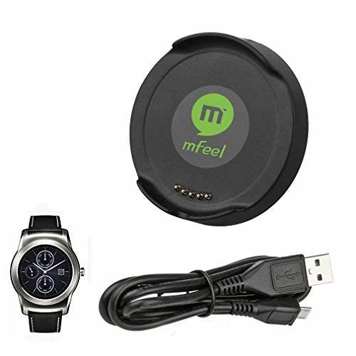 MFEEL Replacement Watch Charging Cradle Dock, MFEEL New USB Charger Charging Dock for LG G Watch Urbane W150