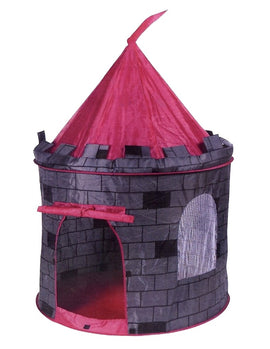 PINK PRINCESS PALACE CASTLE Childs Play Tent House FOLDING  PORTABLE STORAGE BAG