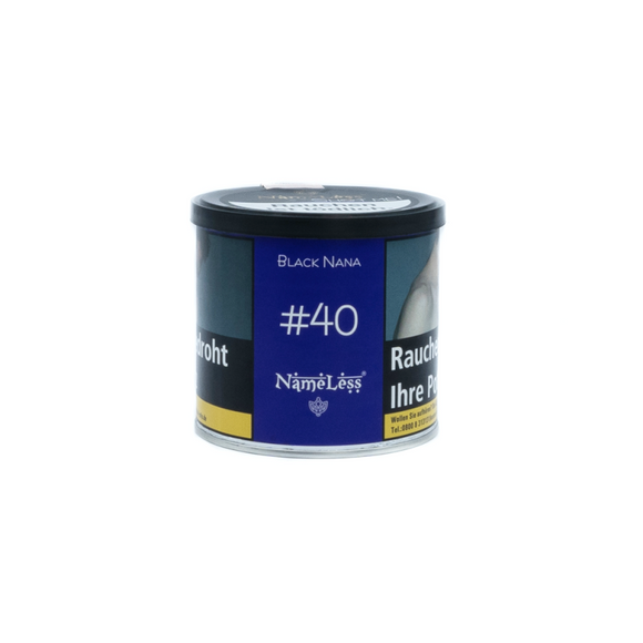 NameLess Tobacco Black Nana 2.0 - 200g