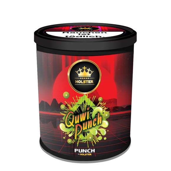 Holster Tabacco 200g - Quwi Punch