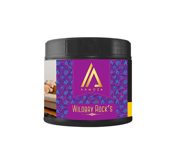 Aamoza Tobacco 200g - Wildbry Rocks