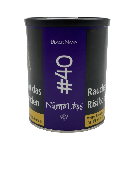 Nameless Black Nana 1000g