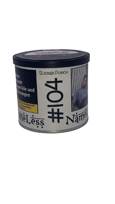 NameLess Tobacco Sucker Punch #104 - 200g