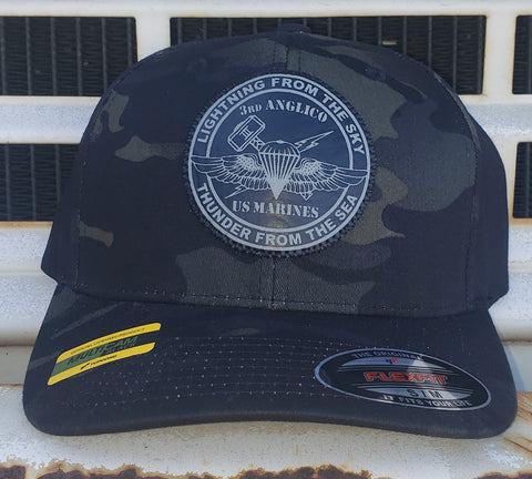 3rd Anglico MultiCam Flex Fit Cap