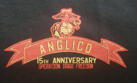 Free 15th Anniversary OIF T Shirt (New)