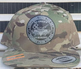 3rd Anglico MultiCam Snapback Cap