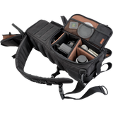 Photo-Recon™ (8.9 L) evac™ series tactical optics sling pack by Hazard 4
