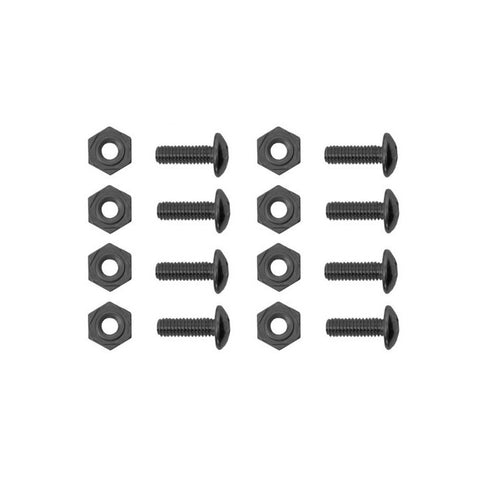 HardPoint® Screw and Nut Set (Pack of 8) by Hazard 4
