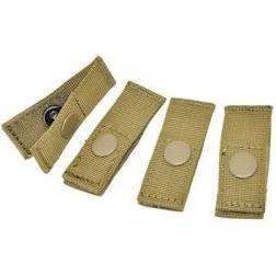 MOLLE-Pal(TM) Mounting Joints For Mil-Spec Webbing Systems by Hazard 4