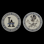 Los Angeles 2020 Riots Challenge Coin
