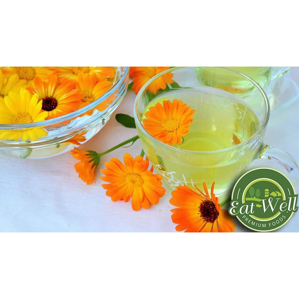 Calendula Flowers | 4oz  Reseable Bag