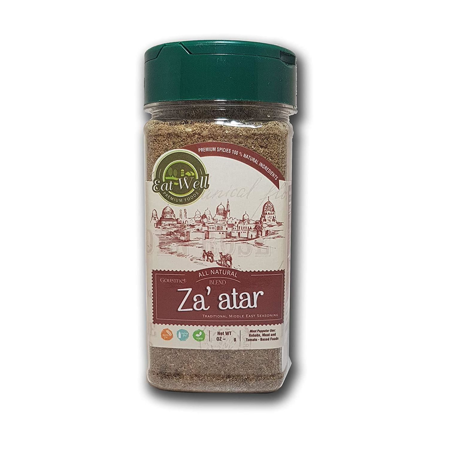 Za'atar Seasoning Blend | 3.5 oz