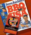 Steven Raichlen USA COMBO:  BBQ USA cookbook and Best of BBQU DVD