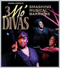 3 Mo' Divas-CD Smashing Musical Barriers