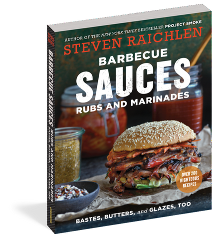 Barbecue Sauces, Rubs and Marinades