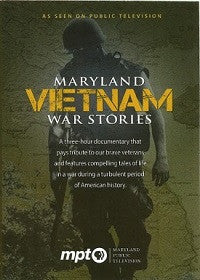 Maryland Vietnam War Stories