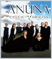 ANUNA: Celtic Origins  CD
