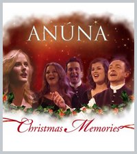 Anuna Christmas Memories  CD