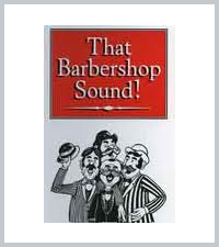 That Barbershop Sound! DVD
