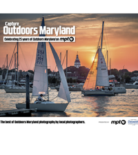 Capture Outdoors Maryland Book