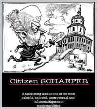 CITIZEN SCHAEFER - DVD