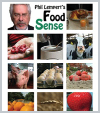 Phil Lempert's Food Sense  DVD